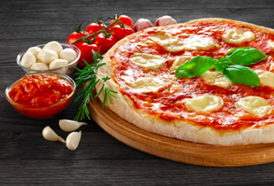Barzaco: Get 1 free Pizza Magherita with any  order from 1 January - 28 February