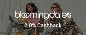 Bloomingdales 2.0% Cashback