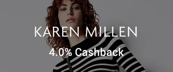 Karen Millen 4.0% Cashback