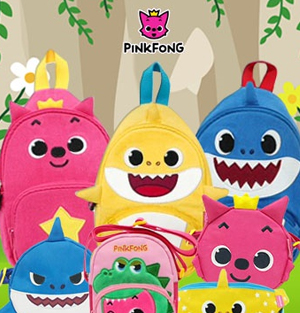 PINKFONG Bags Collection