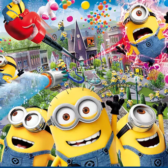 Universal Studios Japan Ticket