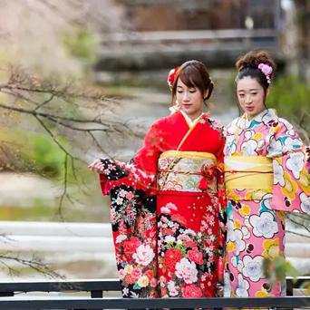 One Day Kimono Rental