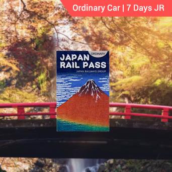 Ordinary Car 7 days JR Pass