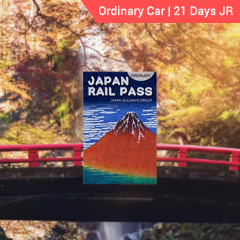 Ordinary Car 21 days JR Pass
