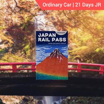 Ordinary Car 21 days JR Pass