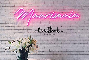Love Struck Made from their own factory, these neon light fixtures that are instagram-worthy and affordable from as low as $20