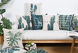 Jiyoujia (极有家) Dive into green serenity as you adorn your home with botanical prints
