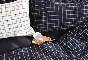Su'Man Home Get ultimate comfort in minimalist, fuss-free bedsheets