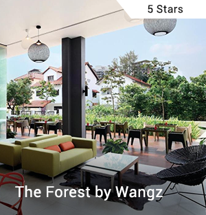 The Forest by Wangz