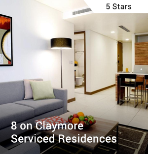 8 Claymore Serviced Residences