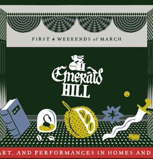 OH! ART TOUR: EMERALD HILL EDITION