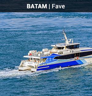 Ferry to Batam Ticket