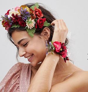 ASOS Floral Headband