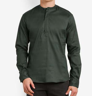 Rivet Long Sleeve Shirt