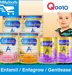 Enfamilk/Enfagrow A+ Milk Powder