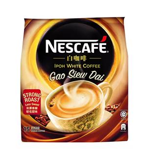 NESCAFÉ® Ipoh White Coffee Gao Siew Dai 15S