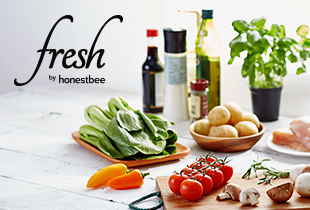 Enjoy $10 off min. spend of $40 + FREE delivery on your groceries* from 13 April to 31 August