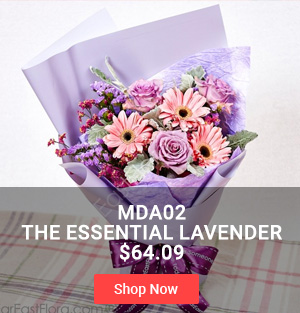 MDA02 The Essential Lavender $64.09