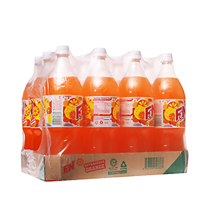 Outrageous Orange 12 x 1.5L