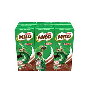 MILO Drink 6 x 200ml