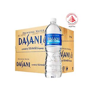 Dasani Drinking Water 12 x 1.5L