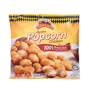 Popcorn Chicken 500g