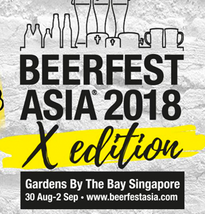Beerfest Asia 2018 Regular Advanced Pass