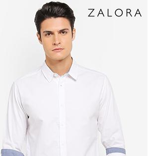 Inner Contrast Shirt