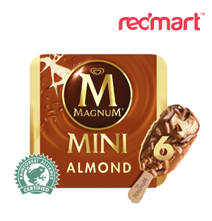 Magnum Mini Almond Multipack
