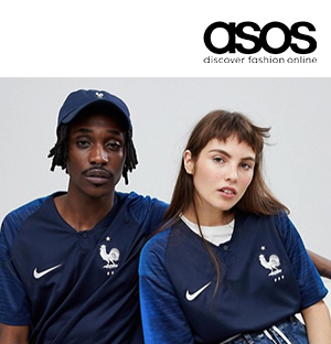 France Home Stadium Shirt