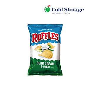 Ruffles Sour Cream & Onion