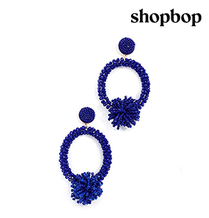 Burst Chandelier Earrings