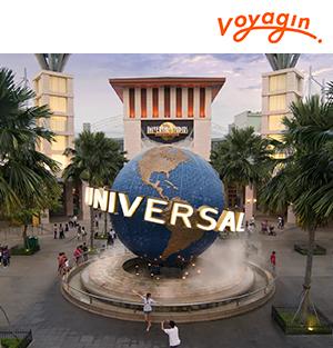 Universal Studios Singapore & S.E.A. Aquarium