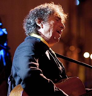 Bob Dylan In Singapore