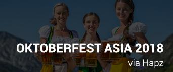 OKTOBERFEST ASIA 2018