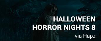 HALLOWEEN HORROR NIGHTS 8