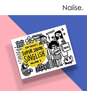 Singlish Card Deck
