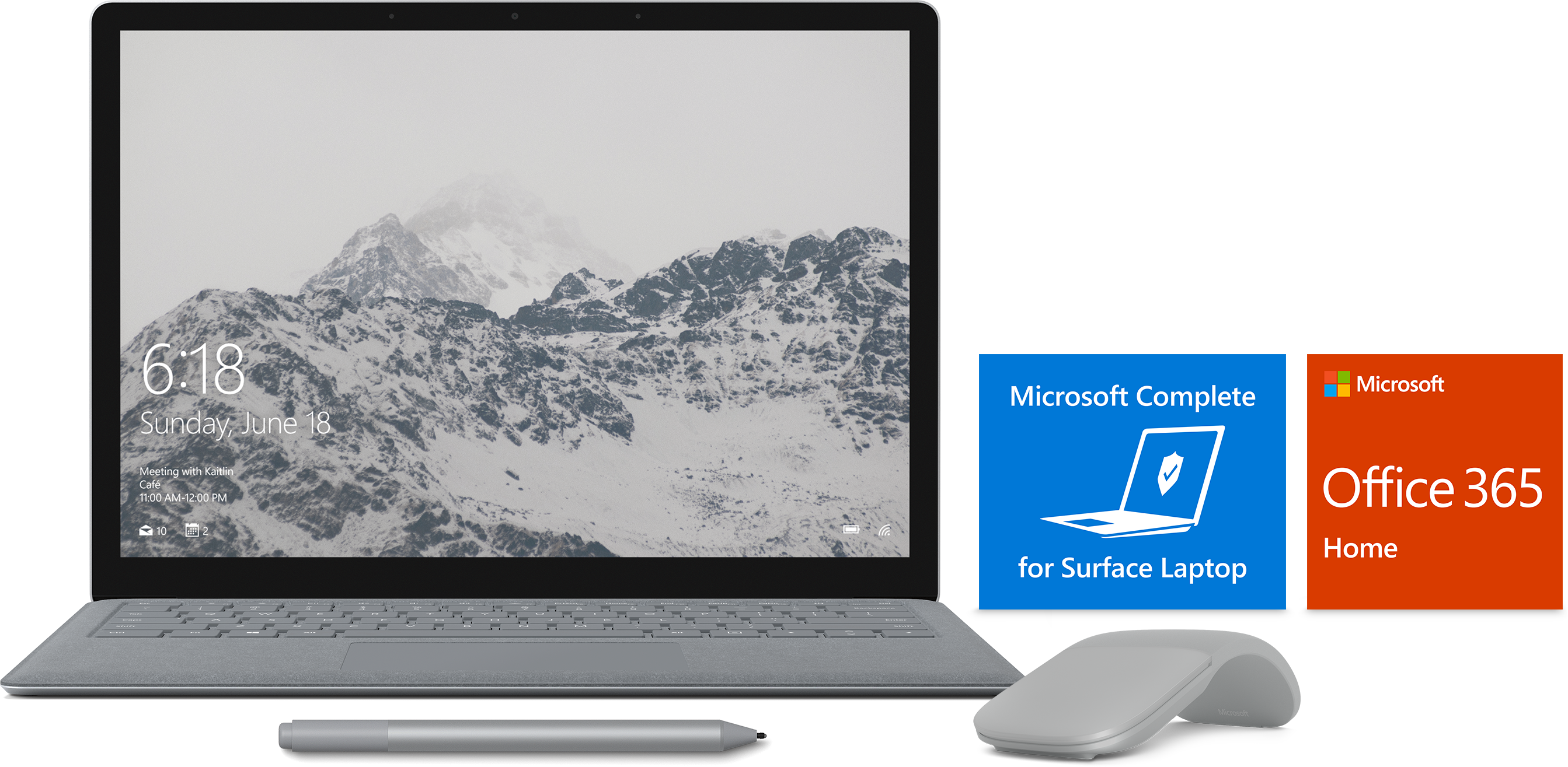 Surface Laptop Essentials Bundle