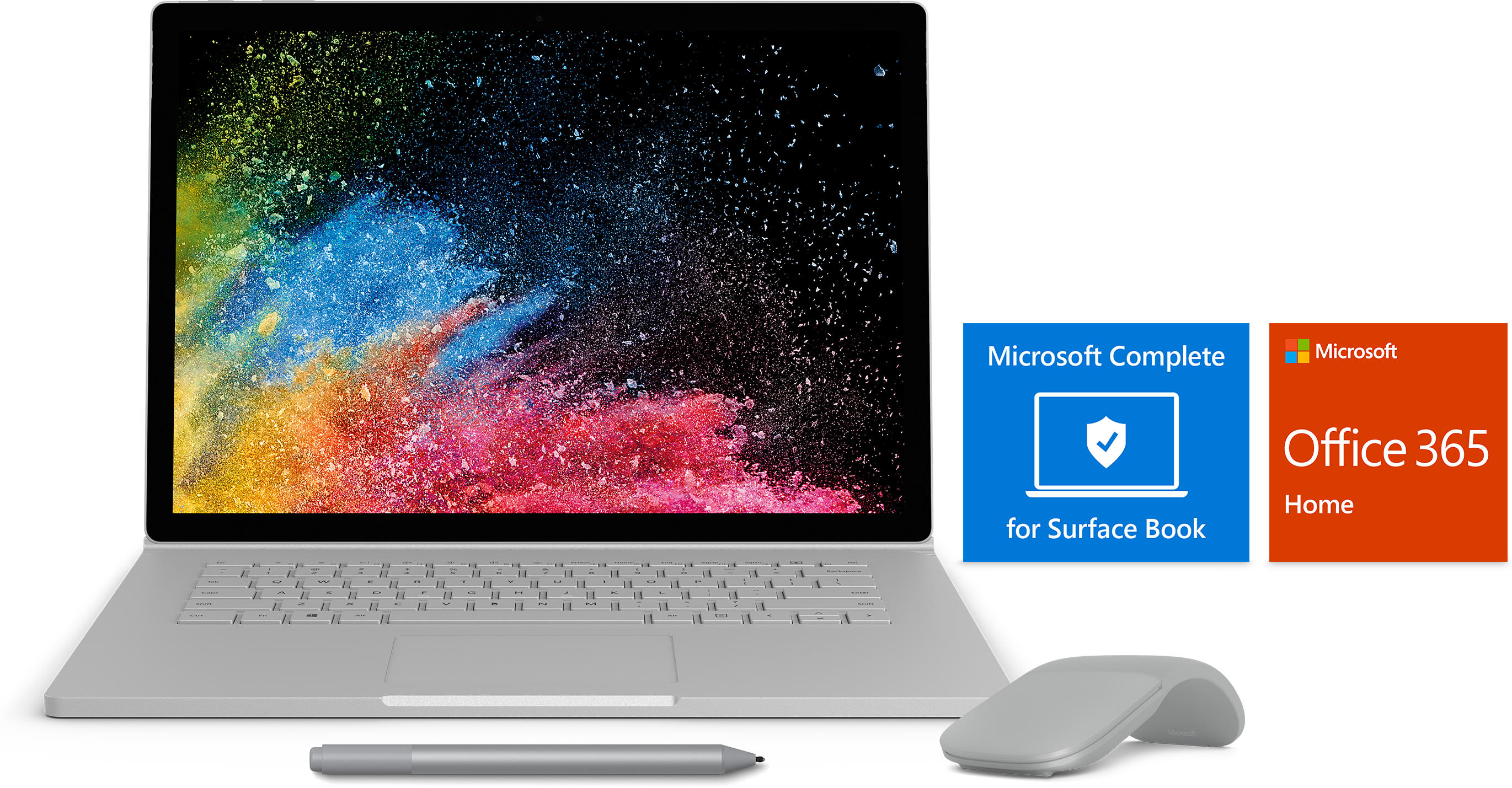 Surface Book 2 Essentials Bundle
