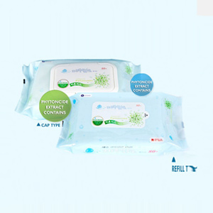 No. 1 Jeju Wet Wipes