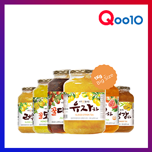 Korean Honey Citron Tea (1kg)