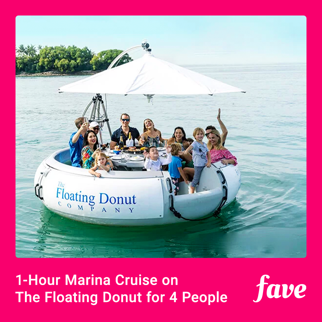 Floating Donut for 4