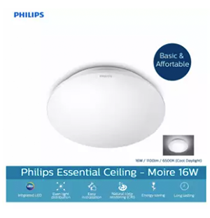 Philips 33362 Moire 65K cool daylight