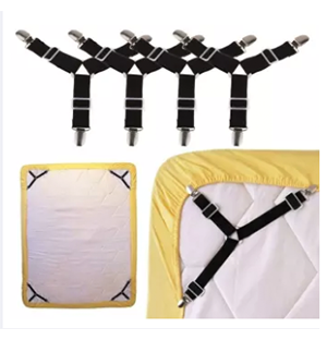 Mattress Sheet Clip Grippers