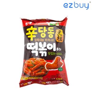 Shindangdong Tteokbokki Snack 110g x 3