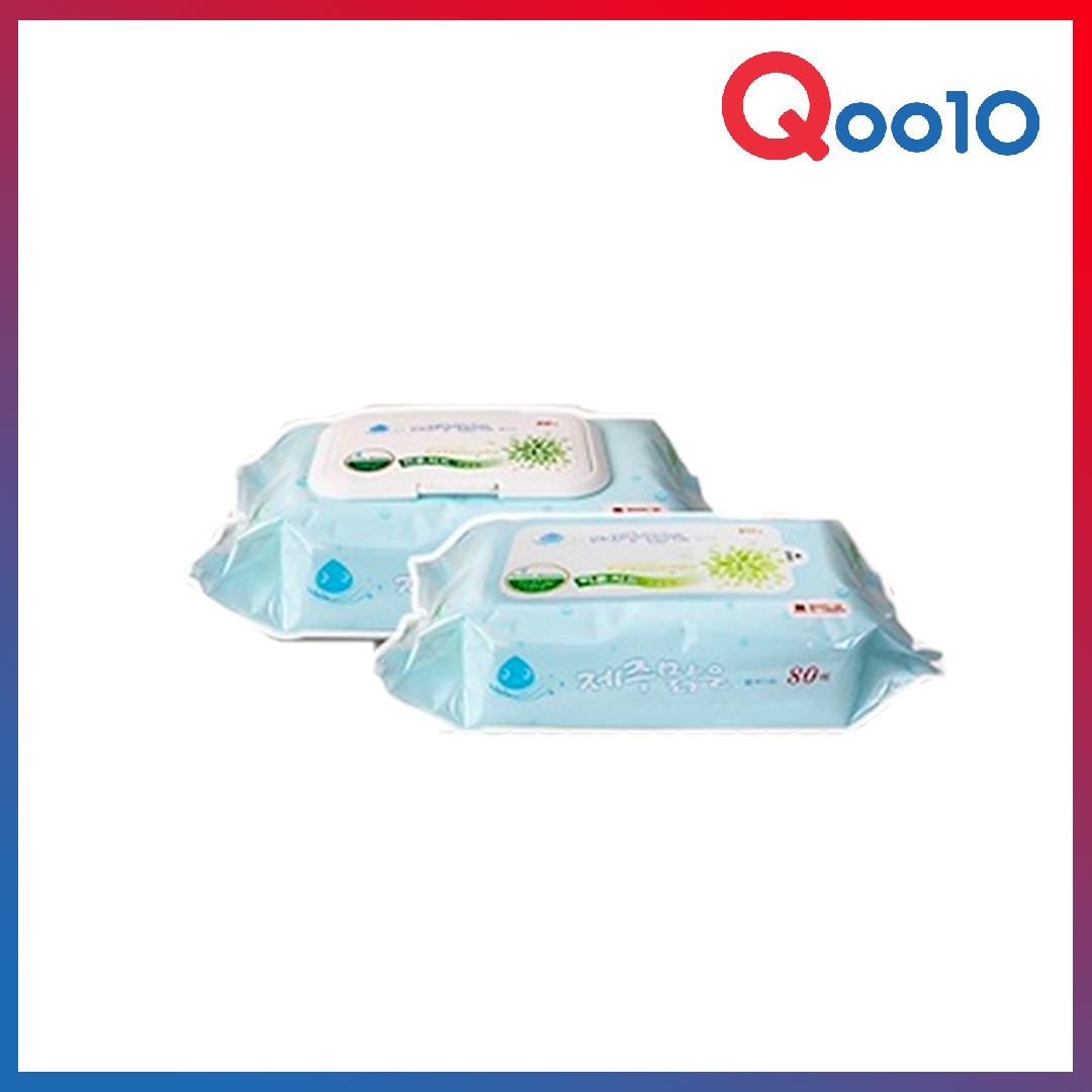 Jeju Wet Wipes