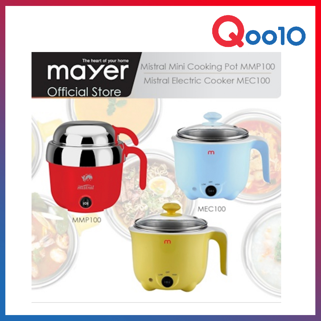 Mistral Cooking Pot MMP100