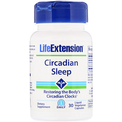 Life Extension, Circadian Sleep, 30