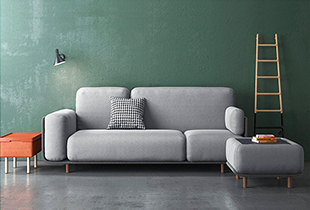 3.8 Top Picks: Sofa at ¥ 2999 (~SGD606.77) (U.P ¥ 4450)
