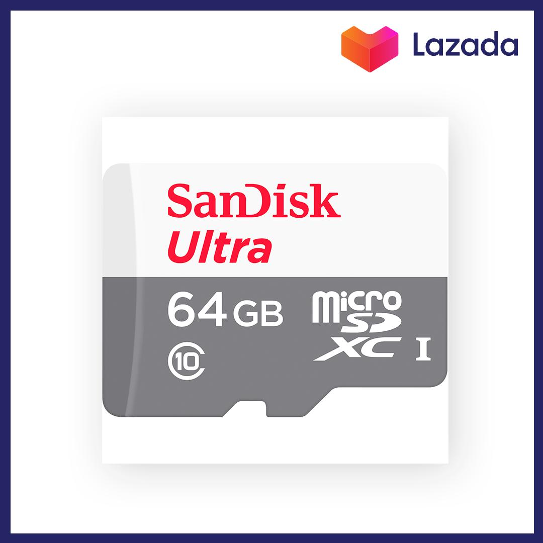 Sandisk Ultra Class MicroSD Card